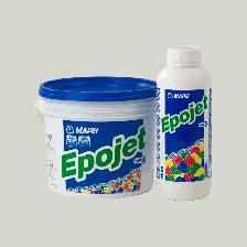 EPOJET, двухкомпонентная супертекучая эпоксидная смола для инъекций и анкеровки, (компоненты A+B), 4 кг (3,2+0,8)