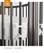 Бампер для кроватки Stokke Sleepi белый – фото 3