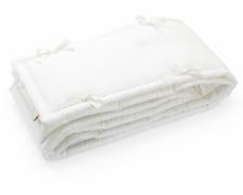 Бампер для кроватки Stokke Sleepi белый