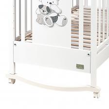 Picci Качалка для детской кровати Valdo, белая – фото 1