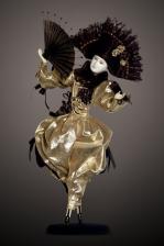 Кавалер золотой с цветами