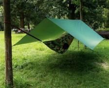 Тент туристический 3х3 (зелёный) – фото 3