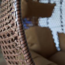 Подвесное кресло KVIMOL KM 0002 малая корзина – фото 3