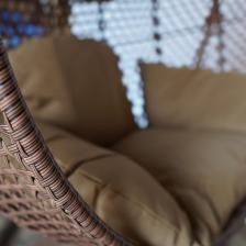 Подвесное кресло KVIMOL KM 0002 малая корзина – фото 4
