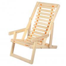 Кресло-шезлонг Банные Штучки 32016 бежевый