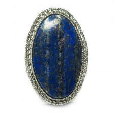 Кольцо с лазуритом 135-lr