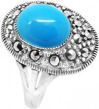 Серебряные кольца Evora 633705-e