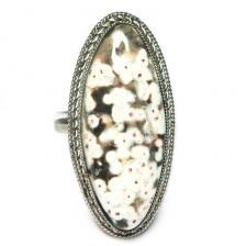Кольцо с яшмой 166-yhr