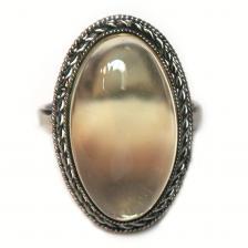 Кольцо с цитрином 982-nr