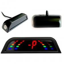 Парковочный радар Система помощи при парковке ONE СПП-001, дачкики черного цвета – фото 2