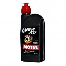 Масло трансмиссионное Масло для КПП MOTUL Gear 75W90 12*1л