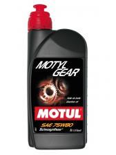 Масло трансмиссионное Масло для КПП MOTUL Gear 75W80 12*1л