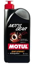 Масло трансмиссионное Масло для КПП Motyl Gear 10W40 1л