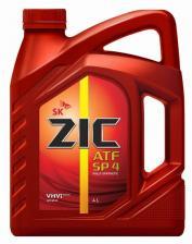ZIC Масло для автоматических трансмиссий RZIC ATF SP 4 4л
