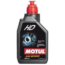 Масло трансмиссионное Масло для КПП MOTUL HD 80W90 12*1л