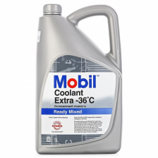 Mobil Coolant Extra Антифриз готовый -36С (5л)