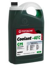 Охлаждающая жидкость NIRO Coolant Green -40C 5кг