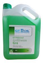 GT OIL Polarcool Антифриз G11 готовый зеленый (5л)