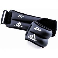 Утяжелители на запястья/лодыжки Adidas (2 шт. х 0 5кг) (пара) ADWT-12227