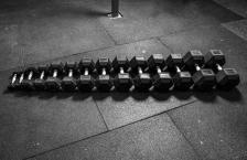 Гантель Yousteel гексагональная 30 кг – фото 2