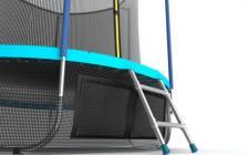 Батут с внутренней сеткой EVO JUMP Internal 10ft (Wave) + нижняя сеть – фото 3