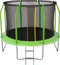 Батут JUMPY Premium 10 FT (Green / Blue)