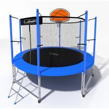 Батут i-Jump Basket 6ft blue – фото 3