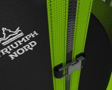Батут Triumph Nord Триумфальный 305 см с лестницей – фото 4