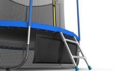 Батут с внутренней сеткой EVO JUMP Internal 10ft (Sky) + нижняя сеть – фото 3