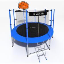Батут i-Jump Basket 6ft blue – фото 1