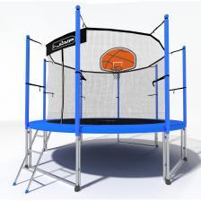 Батут i-Jump Basket 6ft blue – фото 4