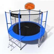 Батут i-Jump Basket 6ft blue – фото 2