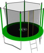 Батут SWOLLEN Lite 8 FT (Green) – фото 1