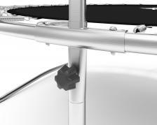 Батут Triumph Nord Триумфальный 244 см с лестницей – фото 2