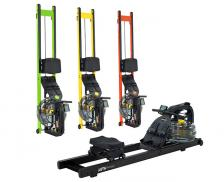 Гребной тренажер First Degree Fitness Neon Plus - желтый – фото 2