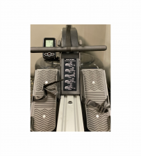 Гребной тренажер Altezani Water rowing – фото 2