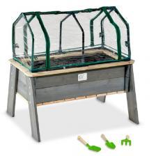 Высокая грядка Exit Toys Акцент закрывающаяся с набором инструментов