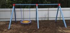 Качели гнездо ХИТ дачные 120 см – фото 2
