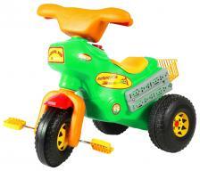 Велосипед трехколесный R-TOYS ОР399 зеленый