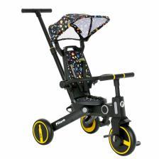 Велосипед трехколесный Pituso Leve Yellow