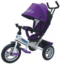 Велосипед 3-х колёсный Pilot фиолетовый PTA3V/2019