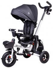 Детский трехколесный велосипед (2021) Farfello S-01 Черный S-01
