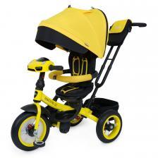 Трехколесный велосипед Nuovita Bamzione B2 Giallo/Желтый