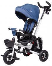 Детский трехколесный велосипед (2021) Farfello S-01 Синий S-01