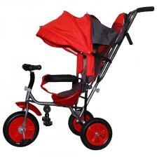 Трехколесный велосипед Galaxy Лучик Малют 1 Красный