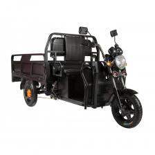 Трицикл rutrike d4 1800 60v1200w, черный 021494-1983