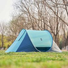 Туристическая палатка на 3-4 человека Xiaomi Camping Tent Sky Blue – фото 1