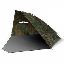 Палатка-шатер trimm shelters sunshield, камуфляж 45570