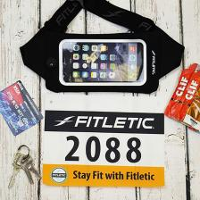 Fitletic Swipe Беговая сумка на пояс (чёрный) 269050 – фото 1