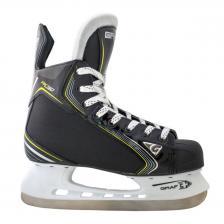 Коньки хоккейные GRAF PeakSpeed 190 JR подростковые(34)
